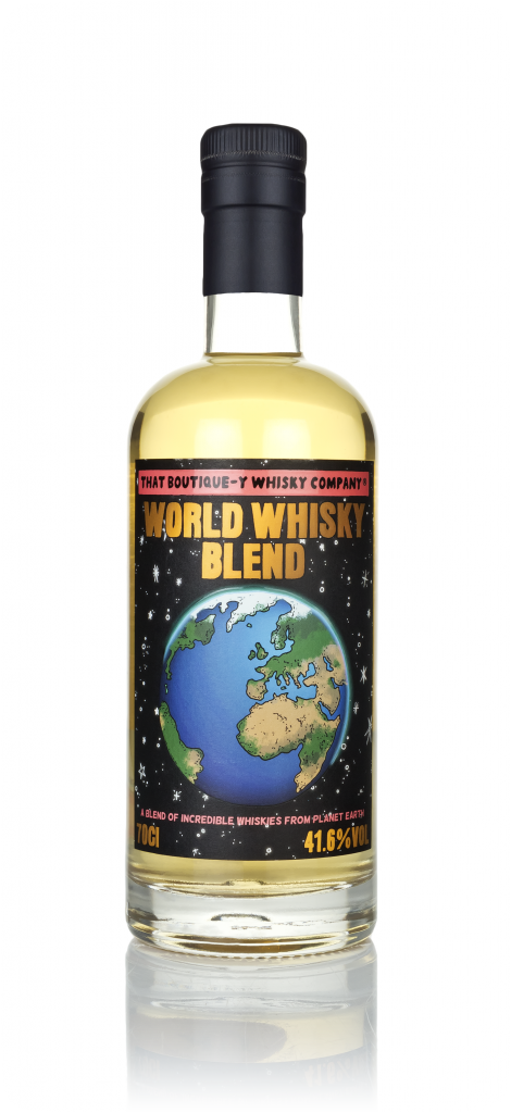 World Whisky Blend
