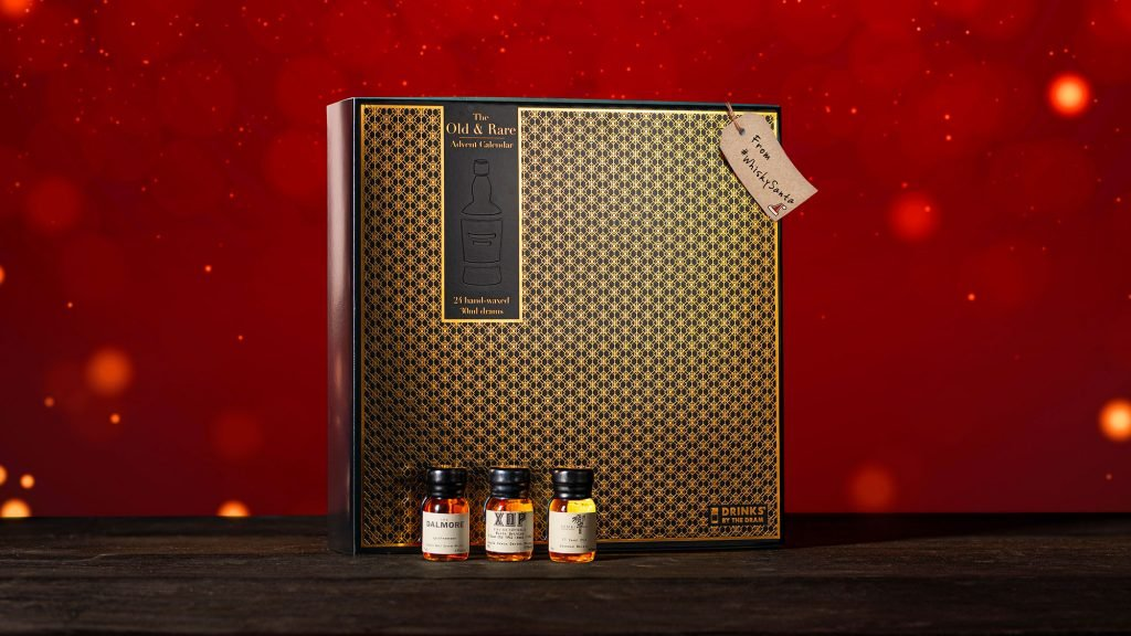 Old and Rare Whisky Advent Calendar