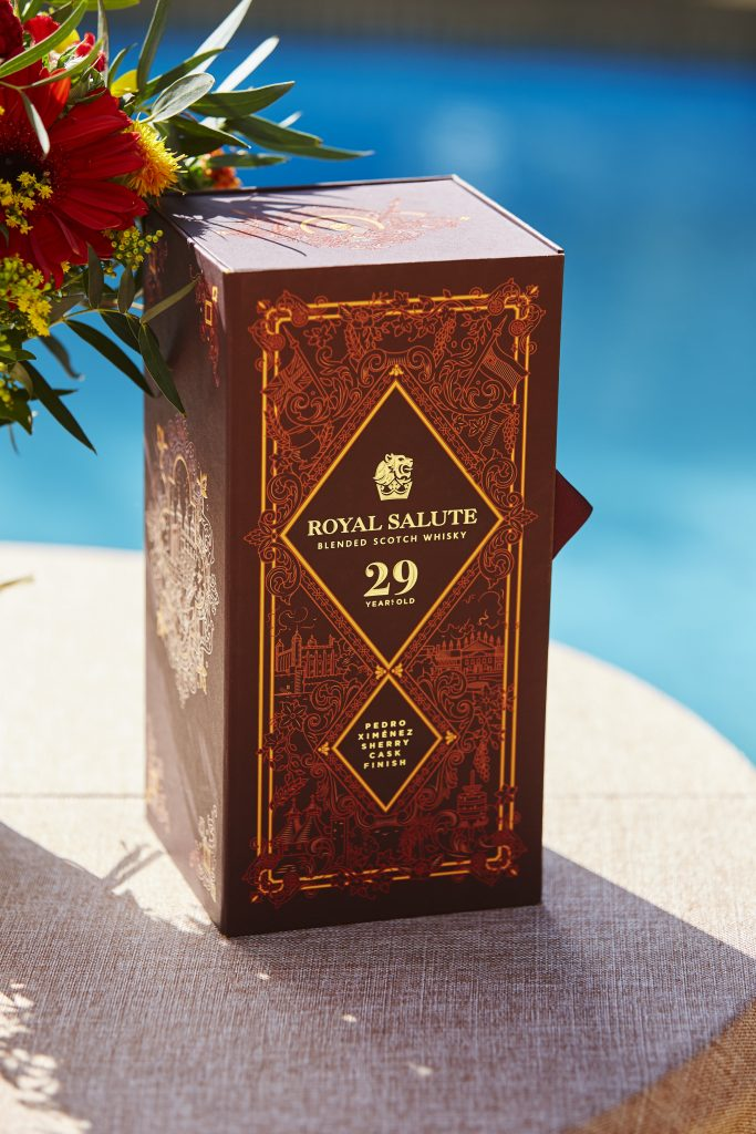 Royal Salute 29 Year Old