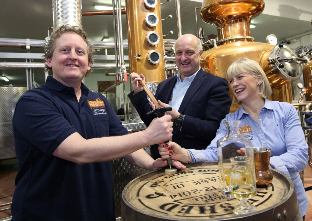 Drumshanbo Single Pot Still Inaugural Release