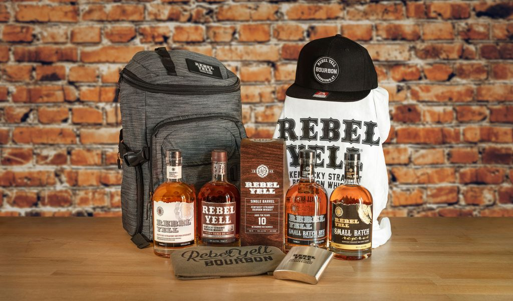 The winner of our Rebel Yell #BagThisBundle is...