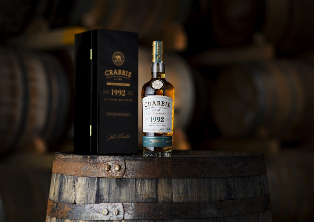 In The Nightcap this week we've got a delightfully mysterious Crabbie whisky