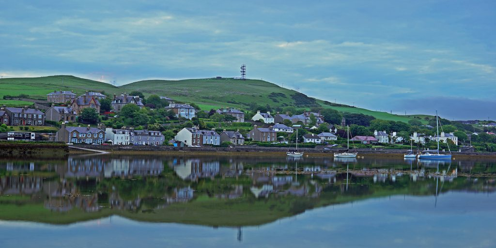 Campbeltown, once the epicentre of Scotch whisky production