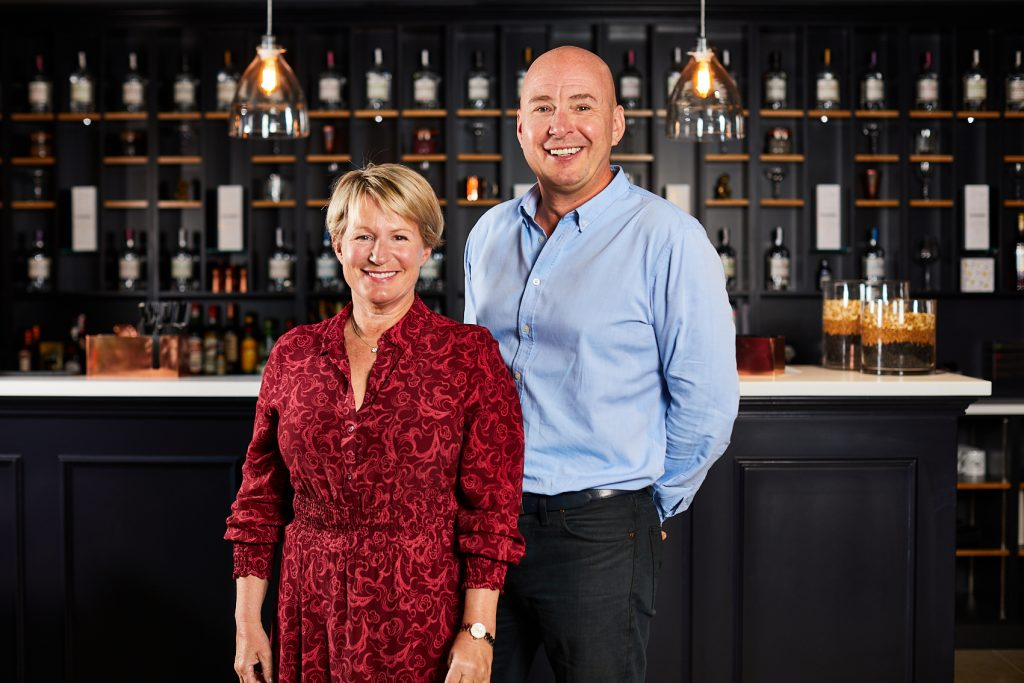 Say hello the founders of Masons of Yorkshire, Karl and Catherine Mason!