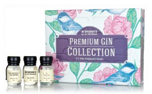 Drinks by the Dram 12 Dram Premium Gin Collection