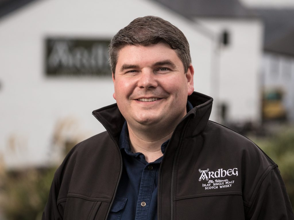 Colin Gordon from Ardbeg