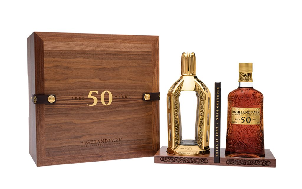 On The Nightcap: 26 March edition we take a look at the new 50-year-old whisky launched by Highland Park