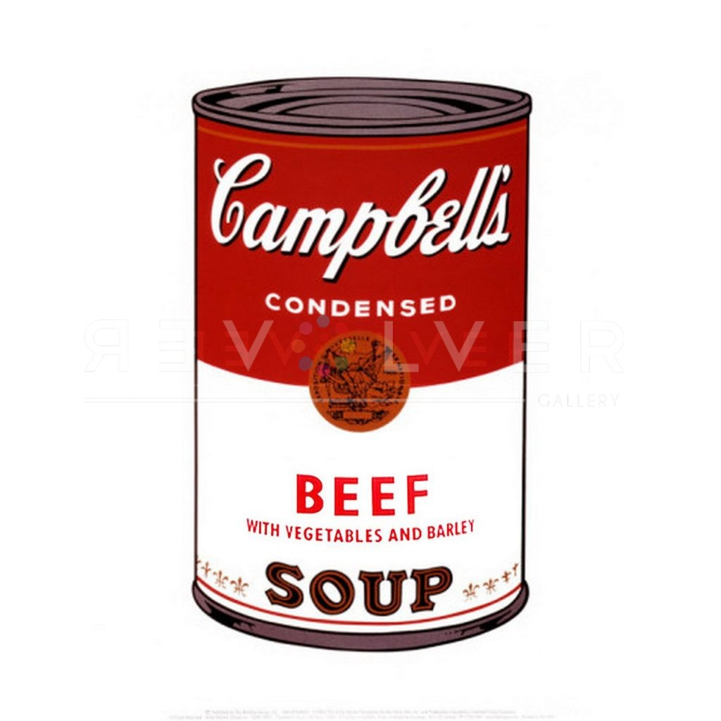 Campbell's Beef Soup - The Bullshot cocktail