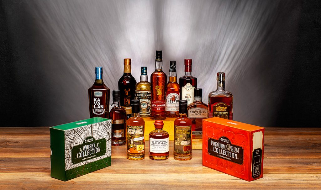 August 2021 Master of Malt competition winners