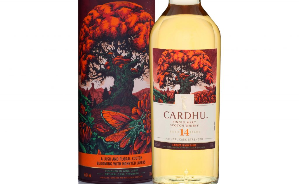 Cardhu Diageo Special Releases 2021
