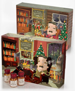 Drinks by the Dram Whisky Advent Calendars 2014