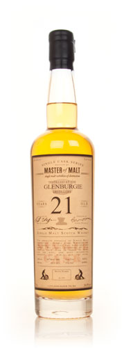 Glenburgie Single Cask Master of Malt