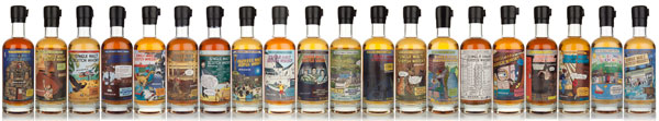 That Boutiquey Whisky Company