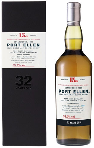 Diageo Special Releases 2015 Port Ellen 15th