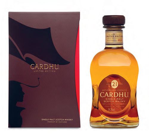 Diageo Special Releases Cardhu 21 Year Old 1991