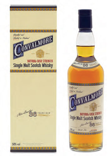 Diageo Special Releases Convalmore 36 Year Old 1997
