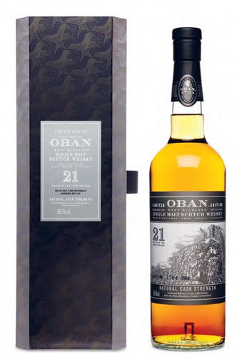 Diageo Special Releases Oban 21 Year Old