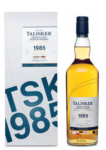 Diageo Special Releases Talisker 27 Year Old 1985