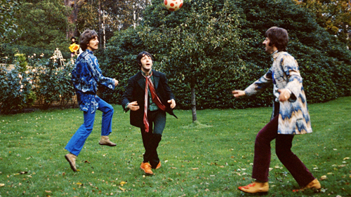 Dramboree 2014 Beatles Football