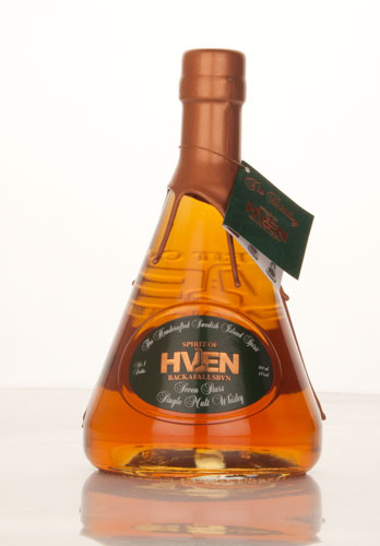Spirit of Hven Seven Stars whisky