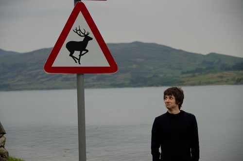 Jake and Jura deer sign