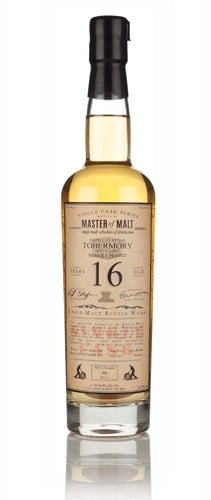 Master of Malt Tobermory Heavily Peated Single Cask