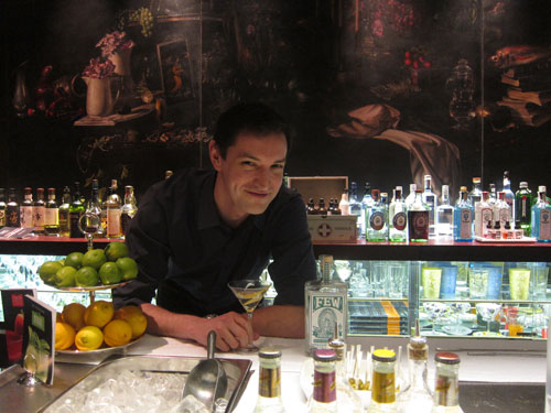 Michael Vachon and FEW American Gin