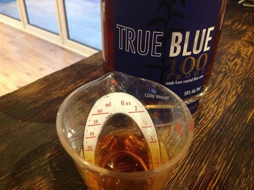 Master of Cocktails Balcones True Blue 100 Proof