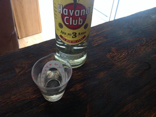 Master of Cocktails Havana Club Anejo 3 Year Old