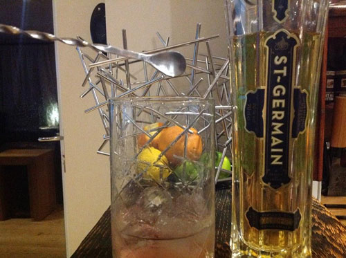 Master of Cocktails St Germain Elderflower Liqueur