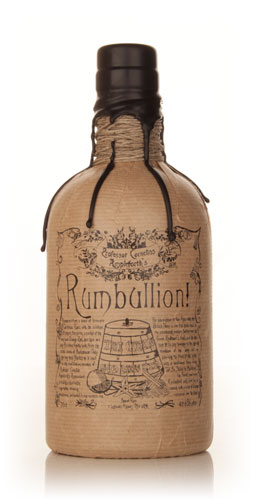 Professor Cornelius Ampleforth's Rumbullion!