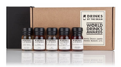 World Whiskies Awards 2016 Tasting Set
