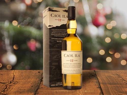 Caol Ila 12 Whisky Advent