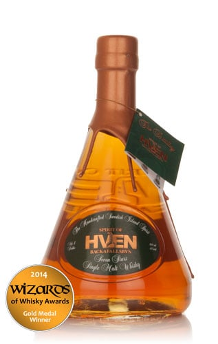 Spirit of Hven Single Malt