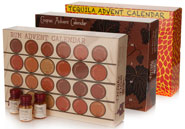 Drinks by the Dram Rum, Cognac and Tequila Advent Calendars