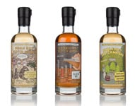 Fettercairn, Blended Malt #2 and Blair Athol That Boutique-y Whisky Company