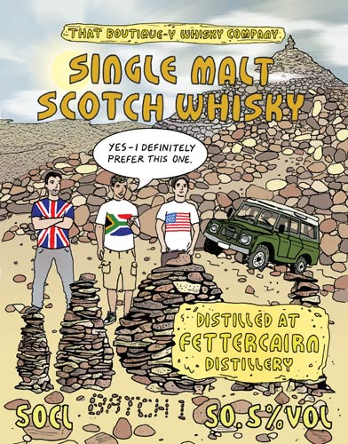 Fettercairn Batch 1 That Boutique-y Whisky Company