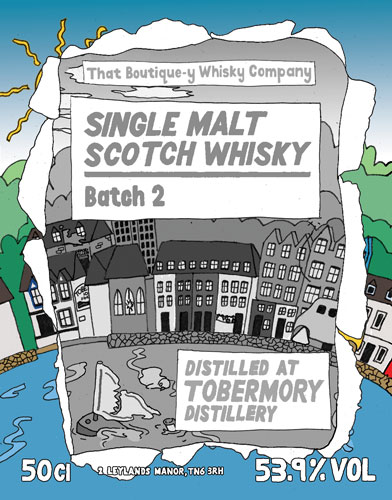 That Boutique-y Whisky Company Tobermory Batch 2