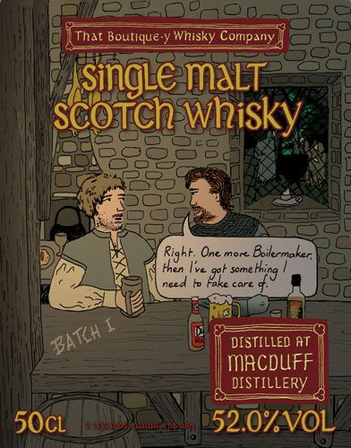 Macduff Batch 1 That Boutique-y Whisky Company