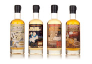That Boutique-y Whisky Company Strathmill, Ledaig, Ben Nevis and Macduff