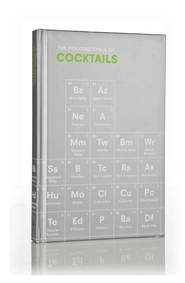 The Periodic Table of Cocktails (Emma Stokes)