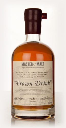 Master of Malt's Brown Drink (Batch 2)