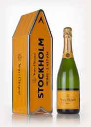 Veuve Clicquot Brut Yellow Label - Stockholm Clicquot Arrow