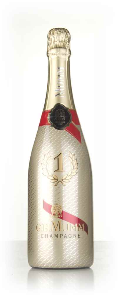 Mumm No.1 Champagne Gold Edition
