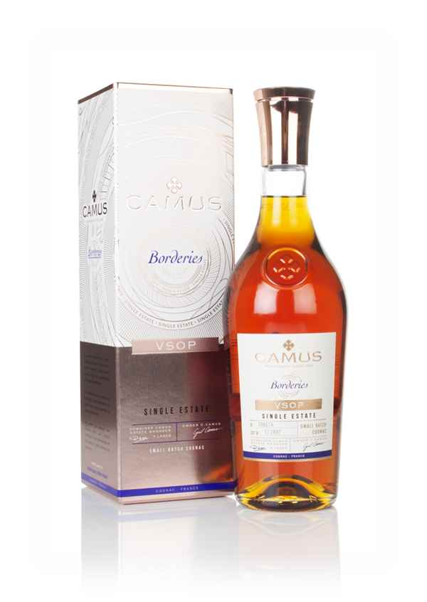 Camus VSOP Borderies Single Estate