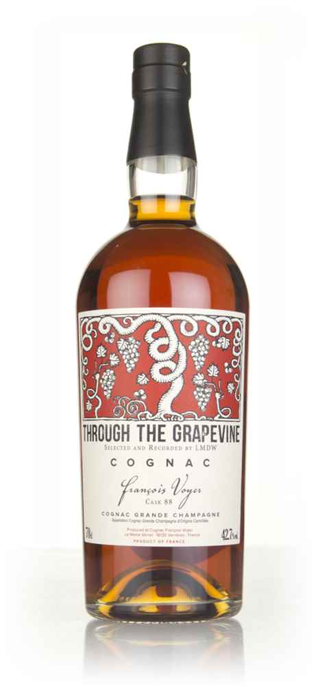 Fran ois voyer cask 88 through the grapevine la for Maison du cognac