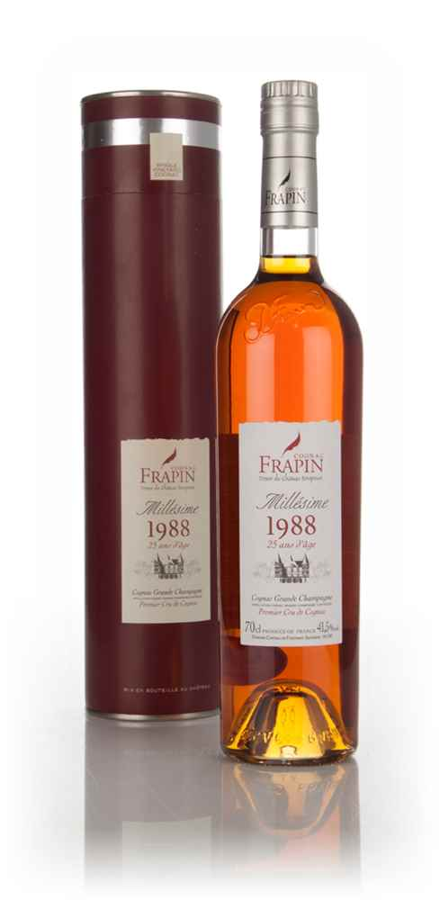 Frapin Millésime 25 Year Old 1988 Grande Champagne Cognac