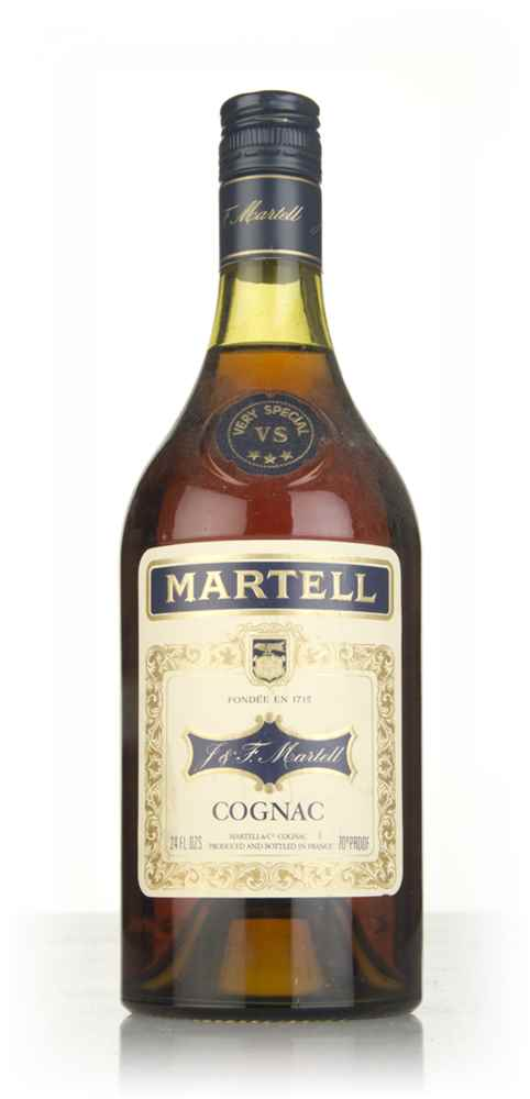 Martell VS 3 Star 68cl - 1970s