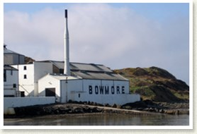 Bowmore Whisky Distillery