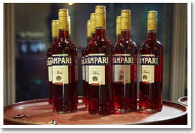 Campari Branded Bitters Distillery